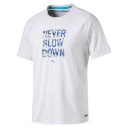 PUMA PWRCOOL T-Shirt Slogan Tee
