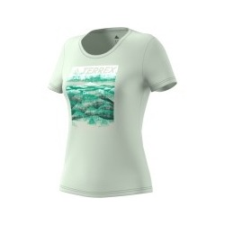 ADIDAS W MOUNTAIN TEE VERLIN T-SHIRT