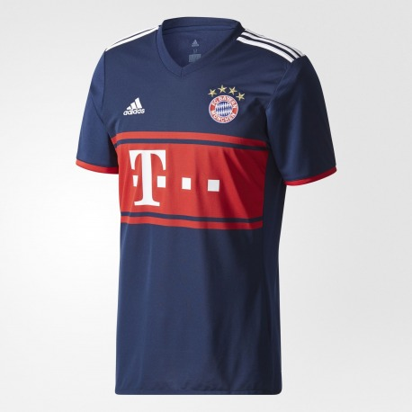 83abe37e74c Soccer Solution Store | Away Bayern of Munich 17/18 Adidas Tshirt