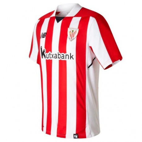 CAMISETA 1ª EQUIPACION ATHLETIC CLUB 17/18 NIÑOS