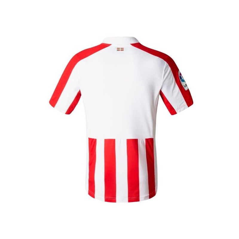 de177f0471d70 ... CAMISETA 1ª EQUIPACION ATHLETIC CLUB BILBAO 17 18 NIÑOS