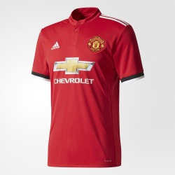 CAMISETA PRIMERA EQUIPACIÓN MANCHESTER UNITED 2017-2018 Adulto-Junior