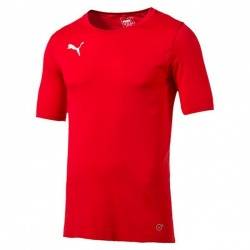 PUMA FOOTBALL TEE TRG CHILI PEPPERS