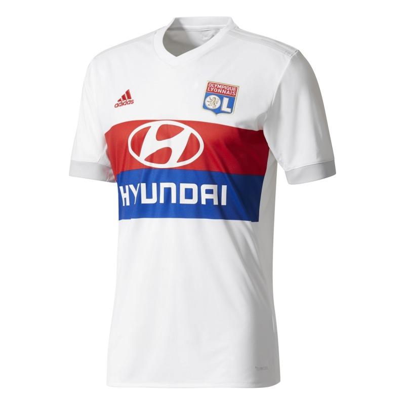 comprar camiseta Olympique Lyonnais manga larga