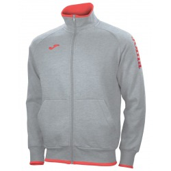 JOMA CREM SWEATSHIRT INVICTUS GRAY-ORANGE