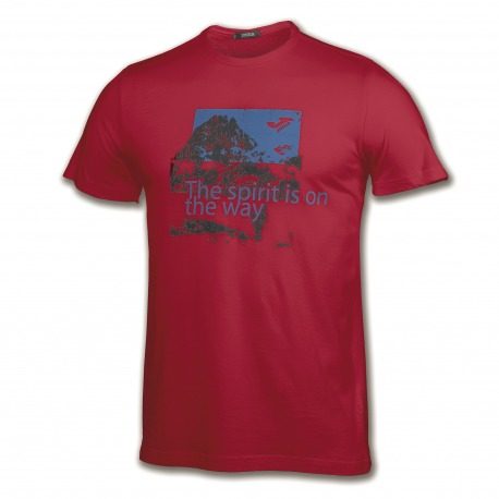 CAMISETA JOMA OUTDOOR ROJO