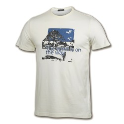 JOMA OUTDOOR WHITE T-SHIRT