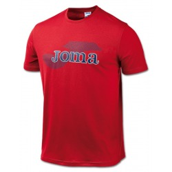 JOMA INVICTUS RED T-SHIRT