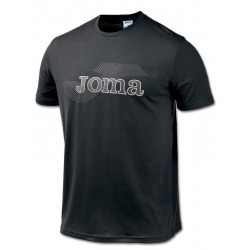 JOMA INVICTUS BLACK T-SHIRT