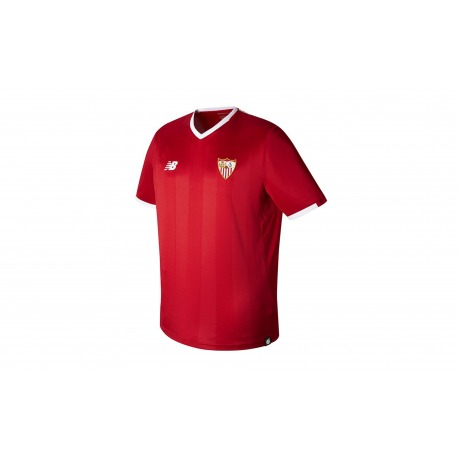 segunda equipacion Sevilla FC manga larga