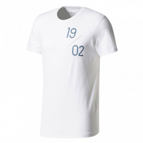 REAL SGR TEE 2 BLANCO