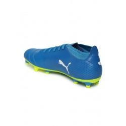 Botas de fútbol PUMA ONE 17.4 AG JR Atomic Blue