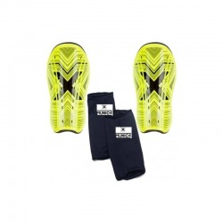 MUNICH OUTBURST YELLOW Shinpads