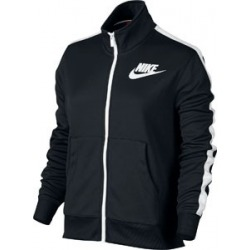 Nike Women's Track Jacket Black