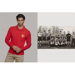 Retro Polo from SPAIN 1934 Long Sleeve Coolligan Brand
