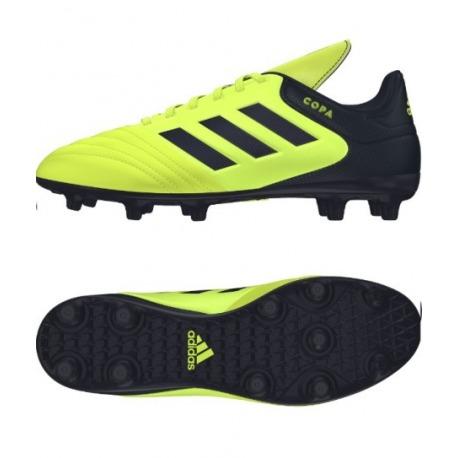 Copa Fútbol De Amarillas Adidas Botas Tienda 17 3 Fg Solution qXwFHFOB