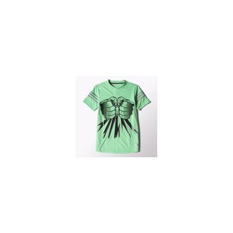 Camiseta Adidas Hulk de niño