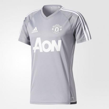 Camiseta Manchester United Entrenamiento Adidas 17/18