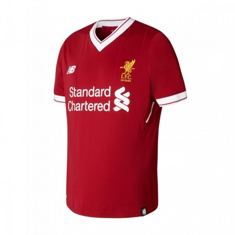 c2e930029d9d9 Soccer Solution Store | Liverpool F.C. shirt 1st team 17/18 Jr