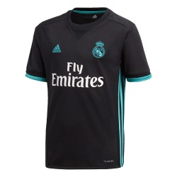 CAMISETA REAL MADRID 2ª EQUIPACION 2017/2018 JUNIOR