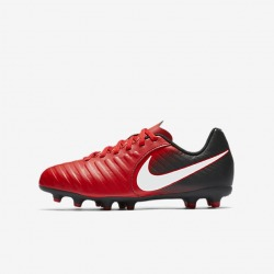 NIKE JR Football Boots. TIME RIO IV FG child