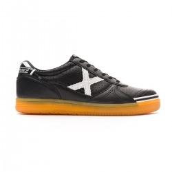 Zapatillas de fútbol sala MUNICH G-3 PROFIT Negra/Blanca