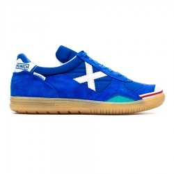 Zapatillas de fútbol sala MUNICH GRESCA Azul/Blanco