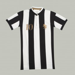 Retro football shirt LA VECCHIA SIGNORA 1897 short sleeve