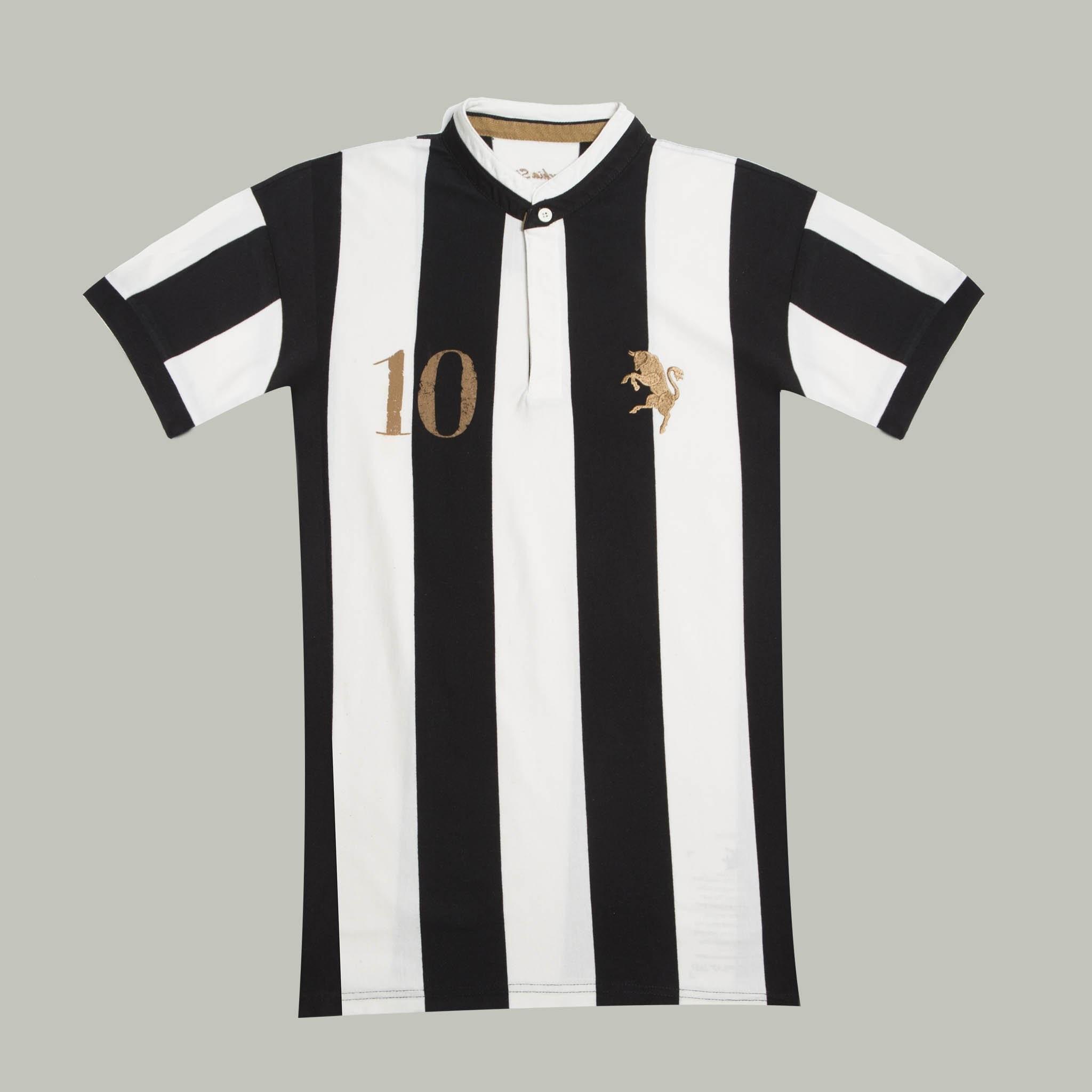 Camiseta retro de Fútbol COOLLIGAN LA VECCHIA SIGNORA 1897 manga corta 6ef54a0a8081f