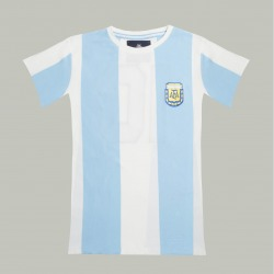 Retro Football COOLLIGAN Shirt MARADONA 1986 short sleeve Coolligan brand