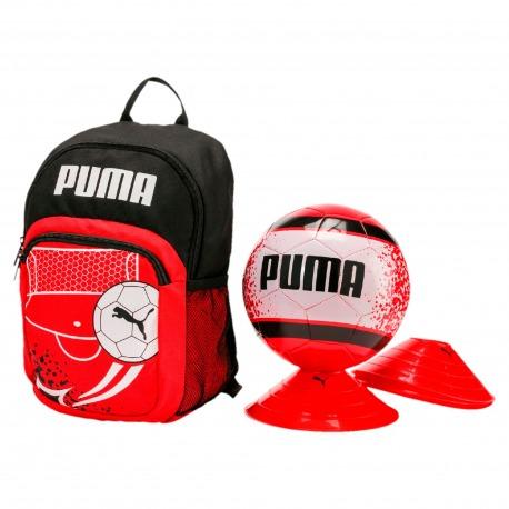 BACKPACK +BALL JUNIOR PUMA