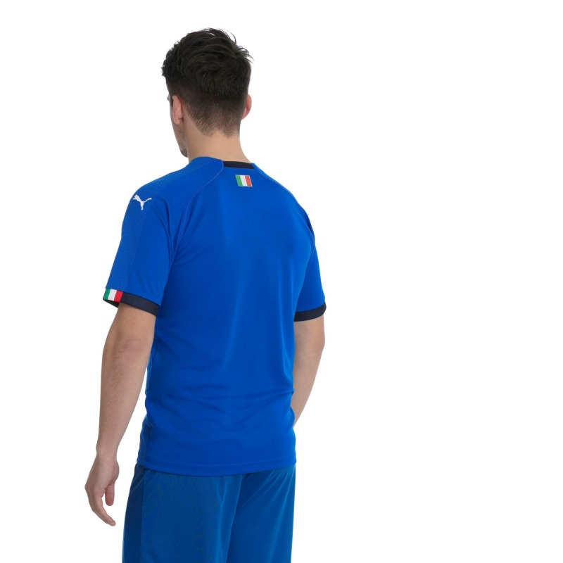 new concept 2f29b 57971 Soccer Solution Store | Italy FIGC Home jersey