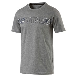 T-Shirt ACTIVE HERO TEE PUMA Grey