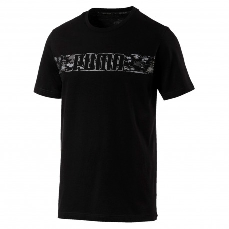 Camiseta ACTIVE HERO TEE PUMA Negro