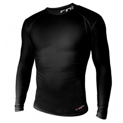 T-SHIRT THERMIC M/C RINAT Junior Black
