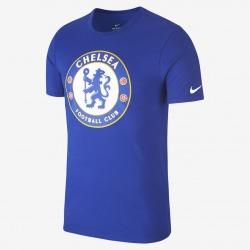 Camiseta de FAN del CHELSEA FC Crest 17/18