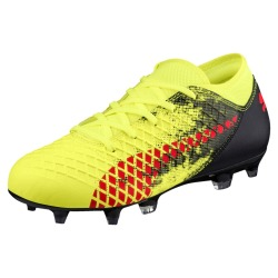 Football Boots PUMA FUTURE 18.4 FG/AG Junior