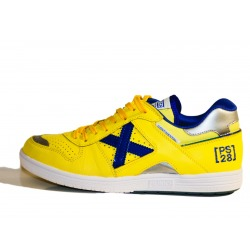 Zapatillas de futbol sala MUNICH CONTINENTAL PS28 - 2018 amarillo