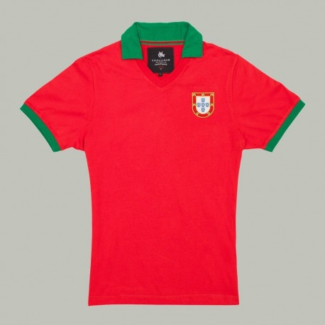 Polo COOLLIGAN Vintage PORTUGAL 1966 manga corta