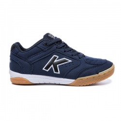 Kelme Precision Kids Blue Shoes