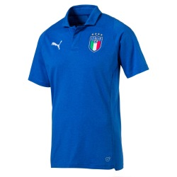 Italy FIGC Casual Polo