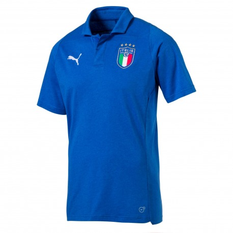 Selección de Italia FIGC Polo de estilo casual