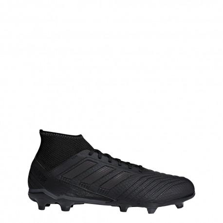 db736e0db8b36 ADIDAS PREDATOR FOOTBALL BOOTS 18.3 FG Black