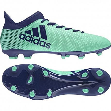 promo code f90ef 4c22a FOOTBALL BOOTS ADIDAS X 17.3 FG DEADLY STRIKE