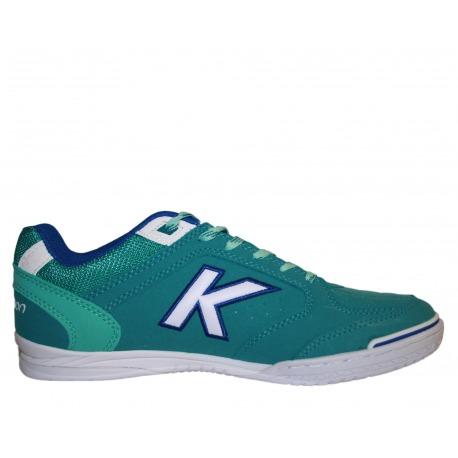 Zapatillas de Fútbol Sala Kelme Precision color Agua 2222e30bbf00d
