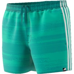 Adidas green swimsuit