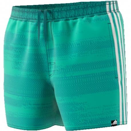 a4380e20d2d3 Bañador Adidas verde