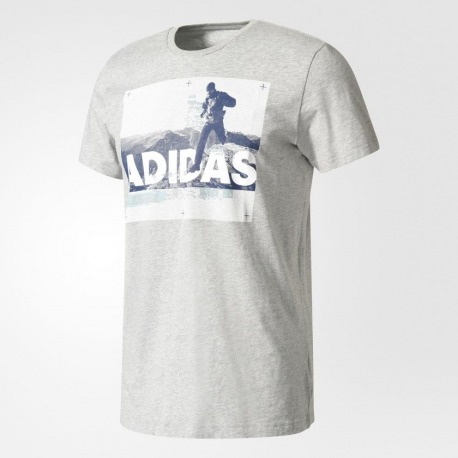 CAMISETA ADIDAS TRAIL RUN TEE
