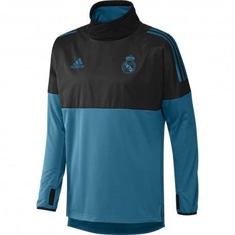 Real Madrid UCL Hybrid Adidas Sweatshirt