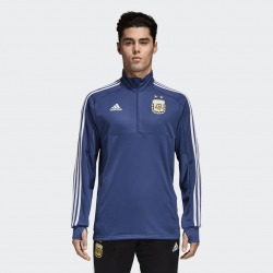SUDADERA DE ENTRENAMIENTO ARGENTINA azul Adidas